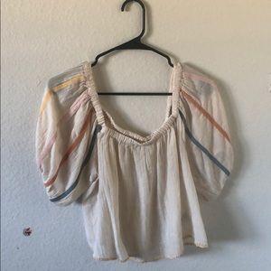 Urban blouse